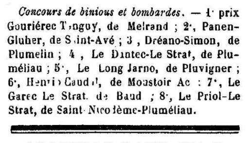 Journal de Ploërmel du 17-10-1909